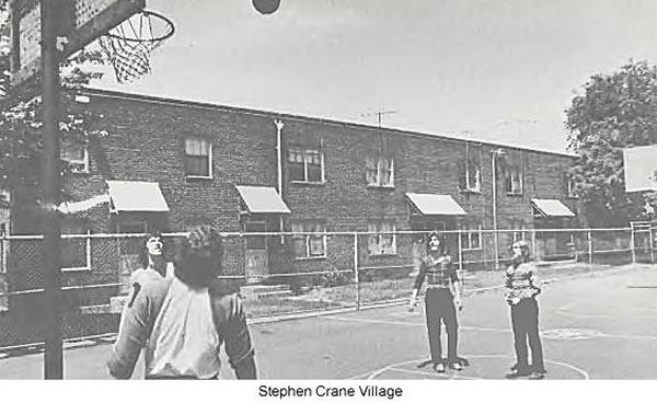 Stephen Crane newark nj